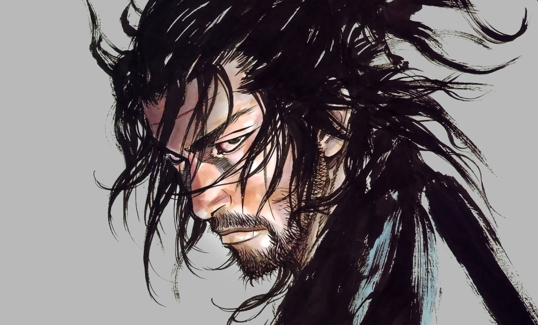 The Mystery of The Deep Cave Miyamoto-musashi-the-retainer